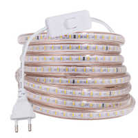 220v 230v 240v LED Strip Rope Light 3014 120LEDs/m Dimmable Flex LED Tape Waterproof Home Decoration White 1m 10m 20m 50m 100m
