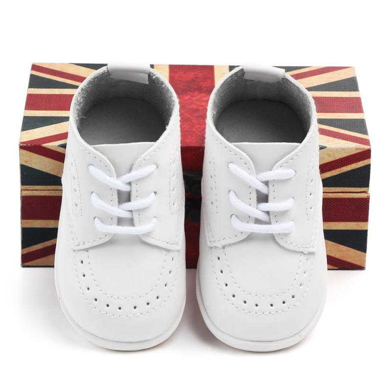 Infant Toddler Baby Boy Girl Soft Sole Crib Shoes Sneaker Newborn Boys First Walkers Toddler Shoe