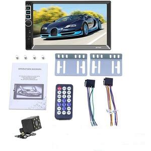 Car-Radio Bluetooth Screen Mp5 2-Din Auto with Mirror-Link Multimedia 7500 7inch