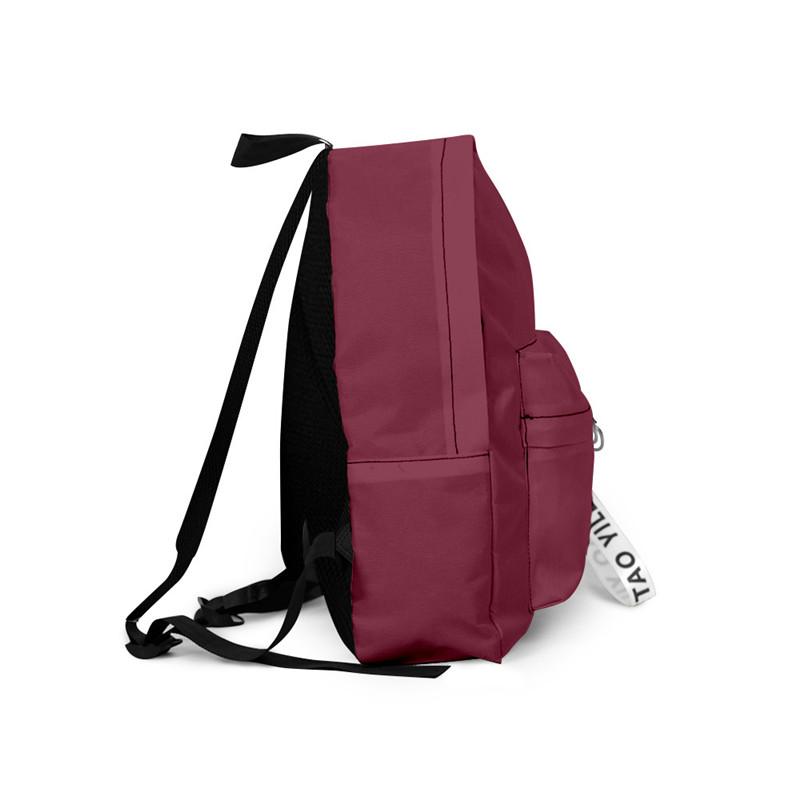 H75f0472cb2f74366ba8a81a863c6f0f0u - Demon Slayer: Kimetsu no Yaiba Backpack Canvas Bag Kamado Tanjirou School Bags Girl Mochila Feminina Nezuko Notebook Bag Cosplay