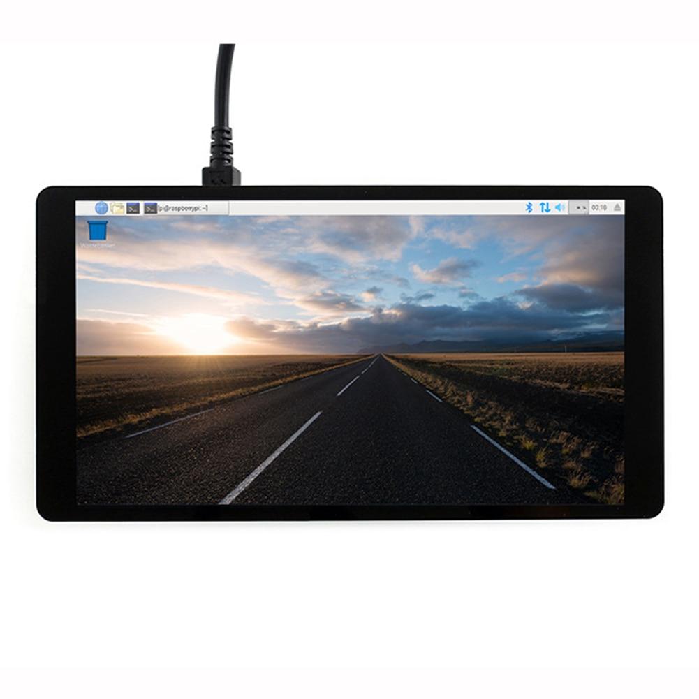 Fácil de instalar 5,5 pulgadas HDMI AMOLED Multi capacitiva de la PC de 6H dureza HD Plug y Monitor LCD para Raspberry Pi 4