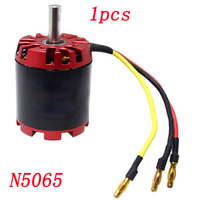 1pcs N5065 Electric Motor High Power Brushless Engine Motors 24V 36V for RC Aircraft Model Scooter Motor Power Tools Replacement