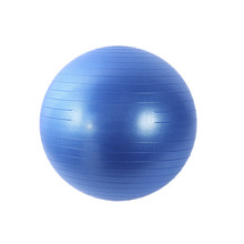 Frosted Yoga Ball 65cm PVC Fitness Thickened Equipment Bodybuilding Health Massage