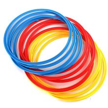 12PCS Multi Color Innovations Speed and Agility Training Rings Soccer