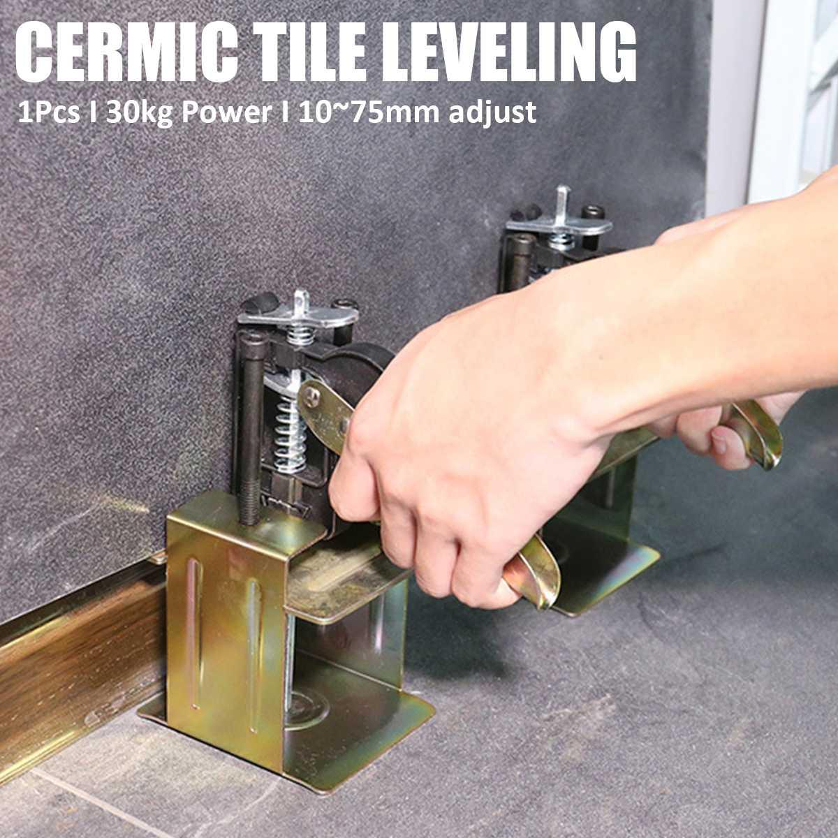 Adjustable Lifting Regulator Reinforced Tile Locator Construction Tools Wall Tile Leveling Positioner Locator For Floor Leveling
