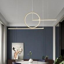 LICAN, Новое поступление, современные светодиодные подвесные светильники для гостиной, столовой, светильник SuspendorLustre Avize, подвесной светильник, домашнее освещение