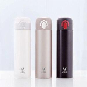 Image 1 - VIOMI 300ml תרמית כוס מגניב שמירה כוס ואקום בקבוק חום מים ספל תרמוס מבודד נירוסטה נסיעות גביע