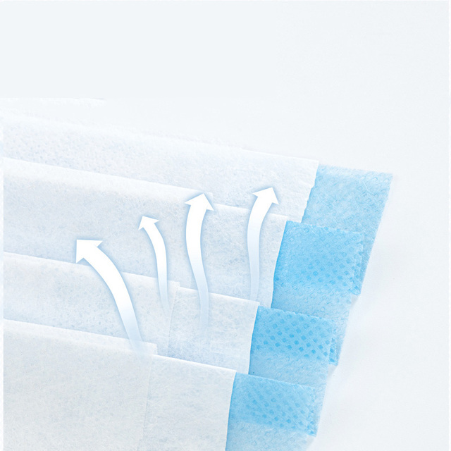 3 Layer Non-woven Protective Surgical Mask