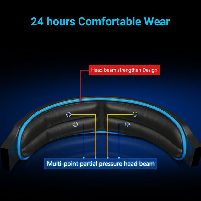Sades SA901 Gaming Headset 7.1 surround USB Headphone with Microphone Noise Cancelling Mic for Computer Laptop PC Gamer 5