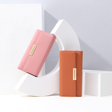 Womens Wallets Fashion PU Leather Long Wallet Hasp Phone Bag Money Coin Pocket Card Holder Female Wallet Purse cartera mujer цена 2017