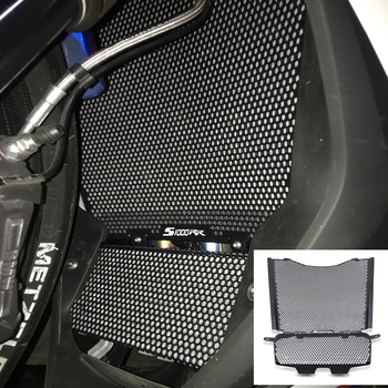 Motorcycle Accessories Radiator Guard Protector Grille Grill Cover With S1000RR LOGO For BMW S 1000 RR S1000RR Sport 2019 2020