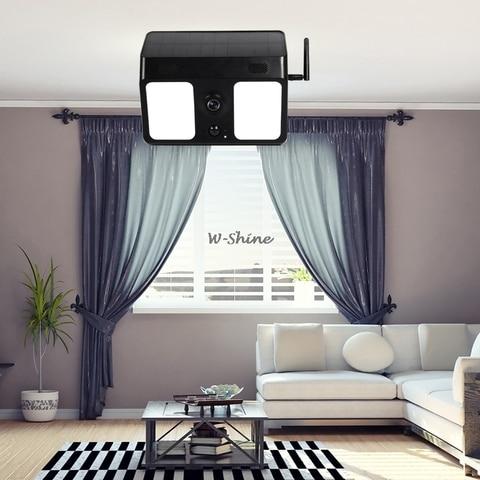 ip ao ar livre lampada pir sensor movimento deteccao vigilancia