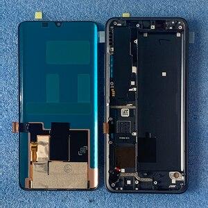 """Image 4 - 6.47 """"Original pour Xiaomi Mi Note 10 Mi Note 10 Pro cadre daffichage décran LCD + numériseur décran tactile pour Xiaomi CC9 Pro"""