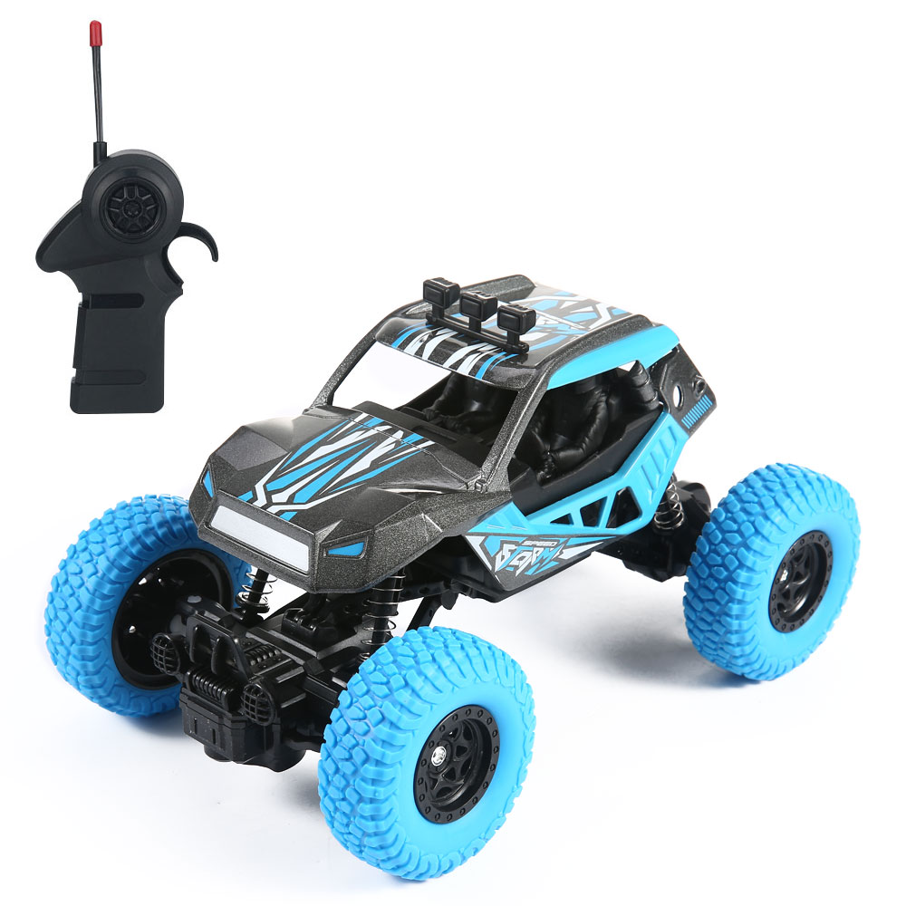Безбарьерная Беговая болотная радиоуправляемая внедорожная машина из 1:20 сплава с двойным двигателем, дизайн с высоким корпусом, Машинки с