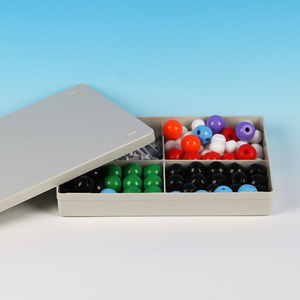 Image 4 - 179 pièces enseignants et étudiants du secondaire chimie organique ensemble de modèles moléculaires atomiques modèle de structure moléculaire atomique