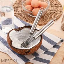 Рубанок кокосовый с круглой ручкой многофункциональный строгальный