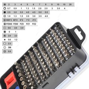 Image 3 - GZERMA Smartphones Repair Tool Sets Mobile Phone Repair Tools Screwdriver Kit For iPhone Samsung PC Watch Electronics Cell Phone