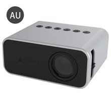 YT500 Home Mini Projector Miniature Children's Family Portable High Definition Mobile Projector 18W LED Proyector 1080P