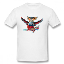 купить 2019  Basic Short Sleeve T-Shirt 3D Print t shirt Super Hero Falcon Beagle Occupy The Sky Cotton Funny T-shirt homme Top Tees по цене 519.75 рублей