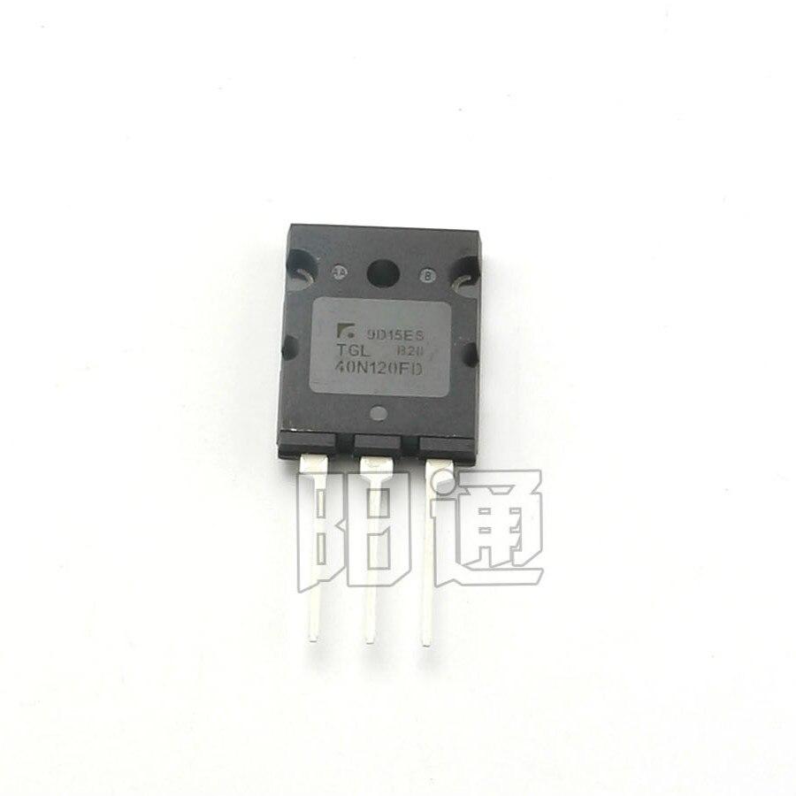 Tirino Large Package IGBT Single Tube TGL40N120FD Inverter Welding Machine Power Tube