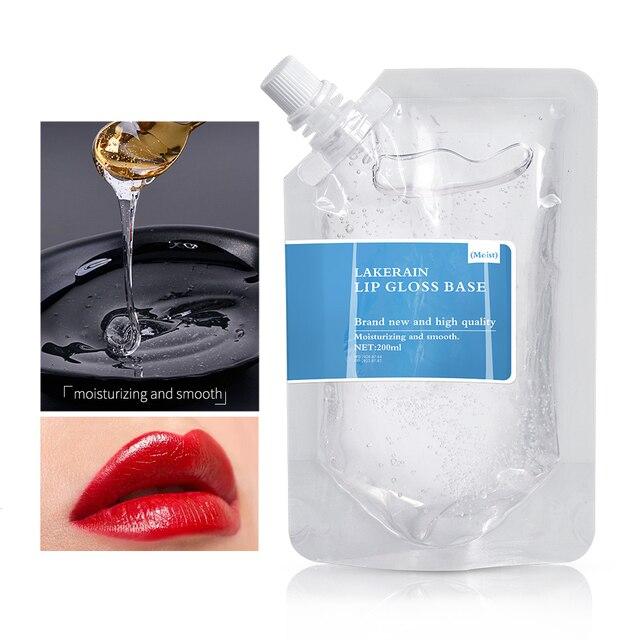 Фото 50 мл блеск для губ базовый гель с антипригарным покрытием помада цена