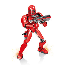 2019 New Star Wars Bionicle Hero Factory Warrior Buildable Figures Soldier Building Blocks Bricks Kits Children Toys