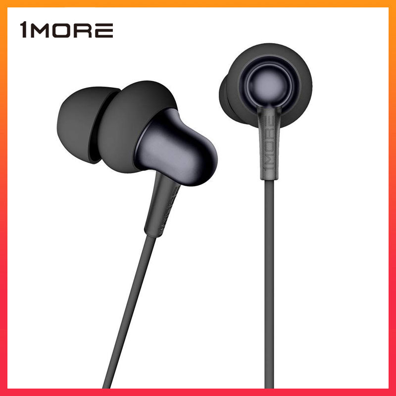 1MORE E1025 Stylish Dual-dynamic Driver In-Ear Earphones Comfortable Lightweight Earphones With 4 Fashion Colors Noise Isolation