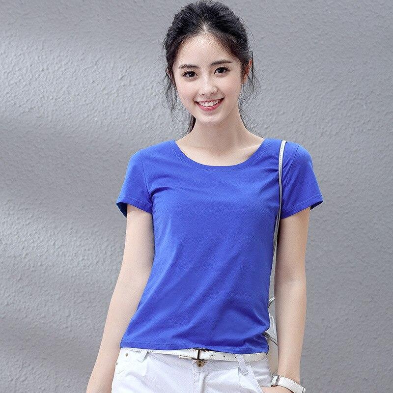 2020 Women  Short Sleeve Black  Lvory   Shirt Top Garment