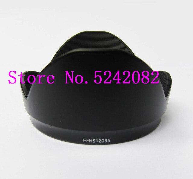 NEW Original For Panasonic H HS12035 12 35MM 58MM Lens Hood For Panasonic HS12035 12 35 Camera Replacement Unit Repair Part
