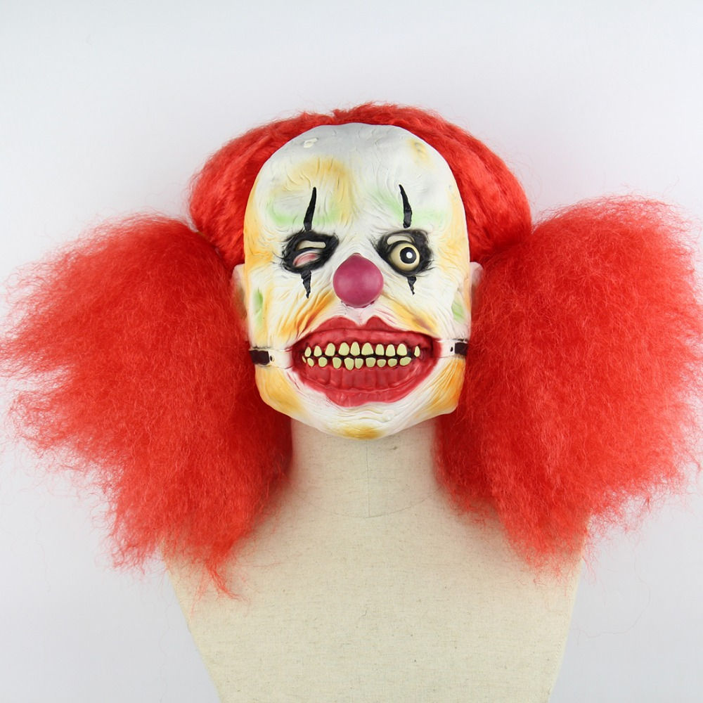1PCS Minch Clown Masks for Masquerade Party