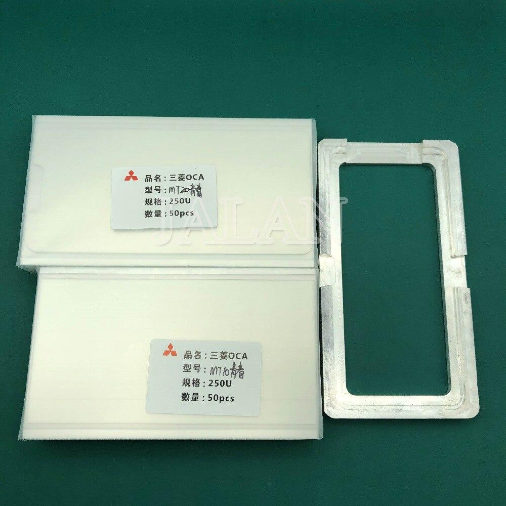 Jalan OCA 250um Perekat Lem untuk HUAWEI Mate 10/20 Lite untuk Mitsubish OCA LCD Display Layar Kaca Laminating Perbaikan