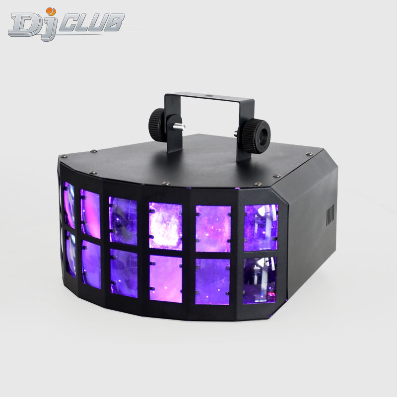 Rgbw Light Dmx 512 Led Stage Lighting For LED Colorful Butterfly Lights Dj Led Disco Ball