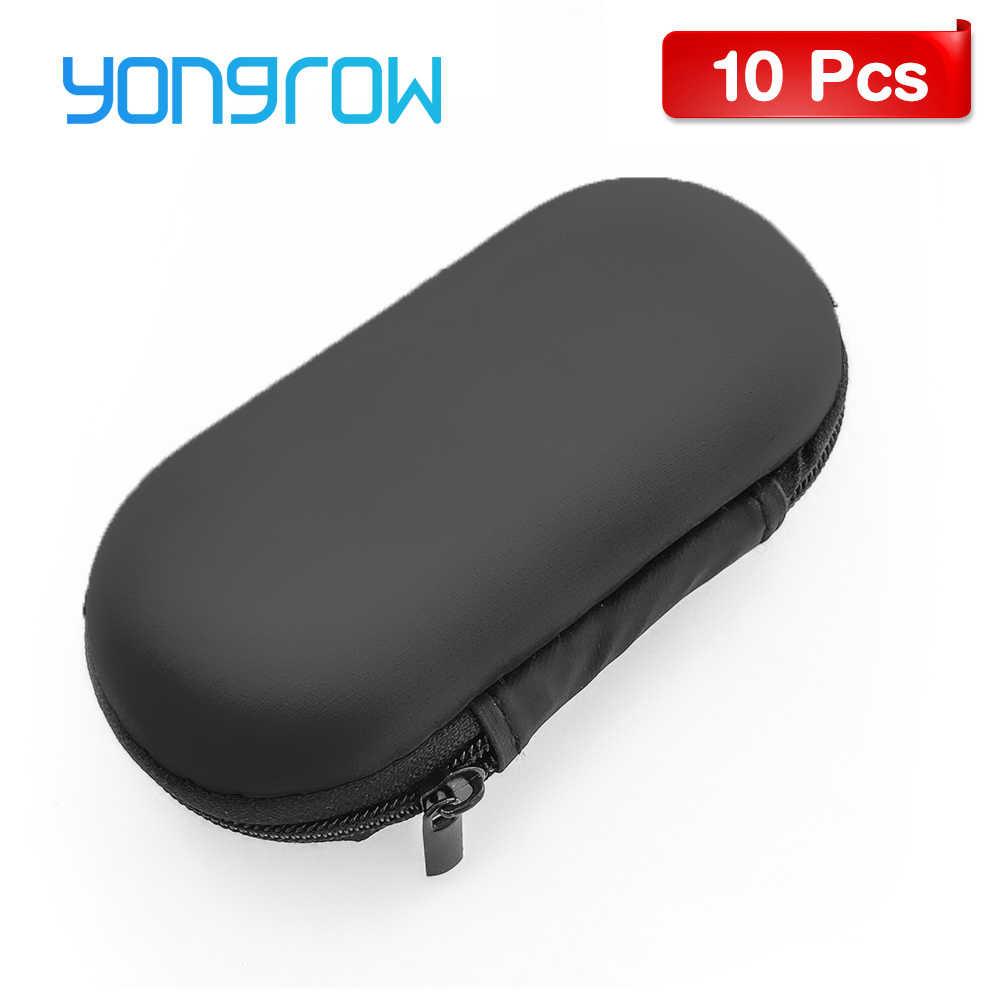 Yongrow Medico 10 pz/lotto Del Sacchetto Portatile per Trasporto Libero di Impulso della Barretta Ossimetro Piccola Custodia per il trasporto Del Sacchetto Portatile