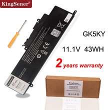 """Kingsener gk5ky ноутбук Батарея для dell inspiron 13 """"7000"""