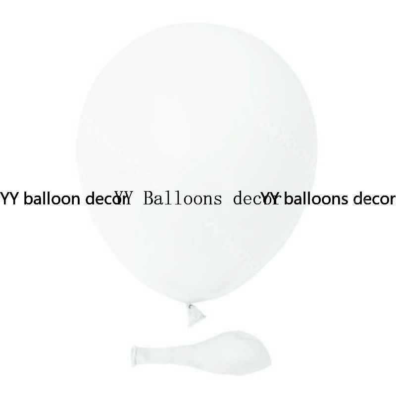 """119 unids/set Macaron blanco globo arco set de guirnaldas 5 """"-18"""" Rosa gris globos de confeti dorados y rosas boda fiesta Baby Shower Decoración"""
