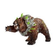 Cueva oso monstruo mágico, modelo clásico, juguetes para niños, figuras de acción 42454