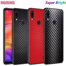Black Silicone Cover Carbon Venom structure Fiber for Xiaomi Redmi Note 8 7 6 5 4X 4 K20 Pro 7A 6A 6 S2 5A Plus Phone Case цены