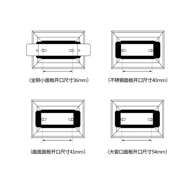 Tersembunyi Terintegrasi Sensor Urinal Flush Valve Inframerah Terintegrasi Berdiri Induksi Sensor Flush Valve, J20018