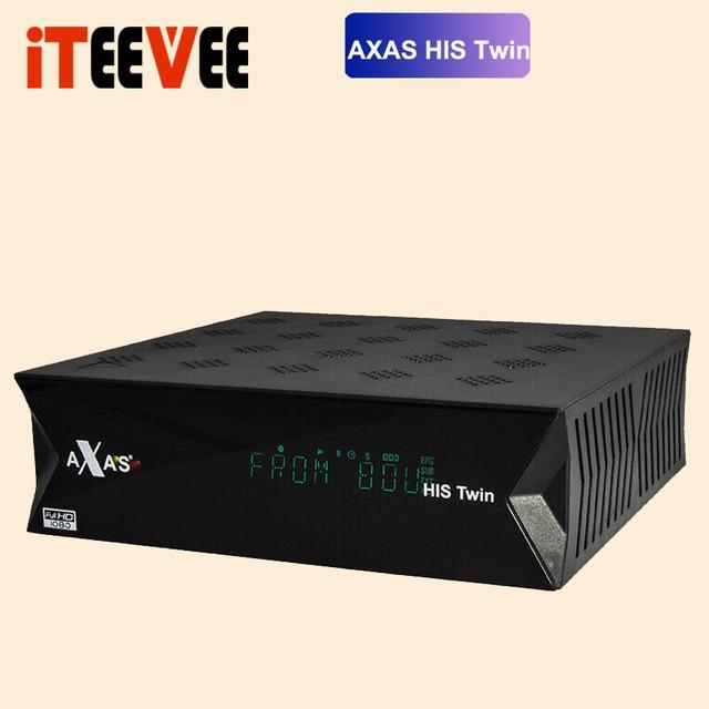 Full HD Satelliten-receiver Mit 2x DVB-S2 SAT Tuner Installiert Twin Linux E2 Open ATV vorinstalliert 3