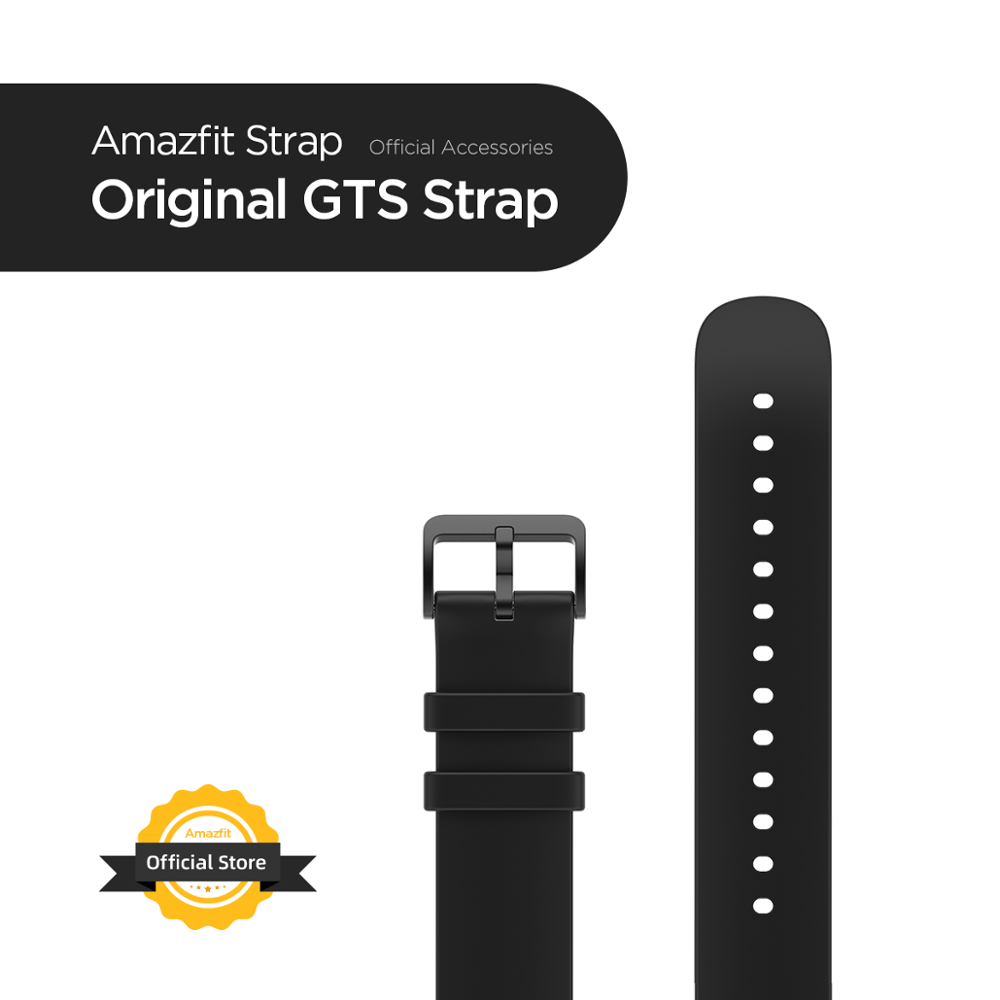 In stock Original Amazfit GTS Strap for Amazfit Smart Watch Without Box for Amazfit GTS Smartwatch
