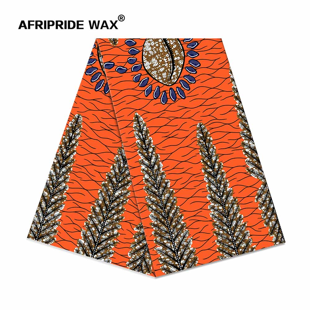 latest african ankara print fabric 100% high quality batik cotton real wax wholesale fabric for clothing curtains