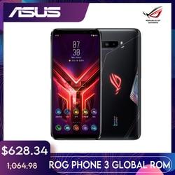 ASUS ROG телефон 3 глобальная версия игровой телефон 12/16 ГБ ОЗУ 128/256/512 Гб ПЗУ OTA о
