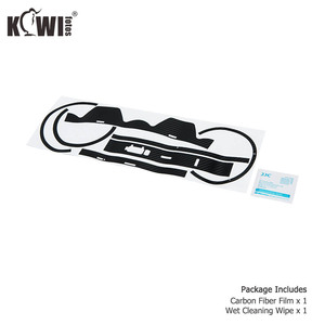 Image 5 - Anti Kras Lens En Zonnekap Skin Carbon Fiber Film Voor Sony E Pz 18 105 Mm F4G oss SELP18105G Lens & ALC SH128 3M Sticker