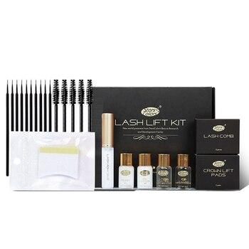 Drop Shipping Quick Perm Lash lift Kit Makeupbemine Eyelash Perming Set Cilia Makeup 5-8 Minutes Can Do Your Logo 1