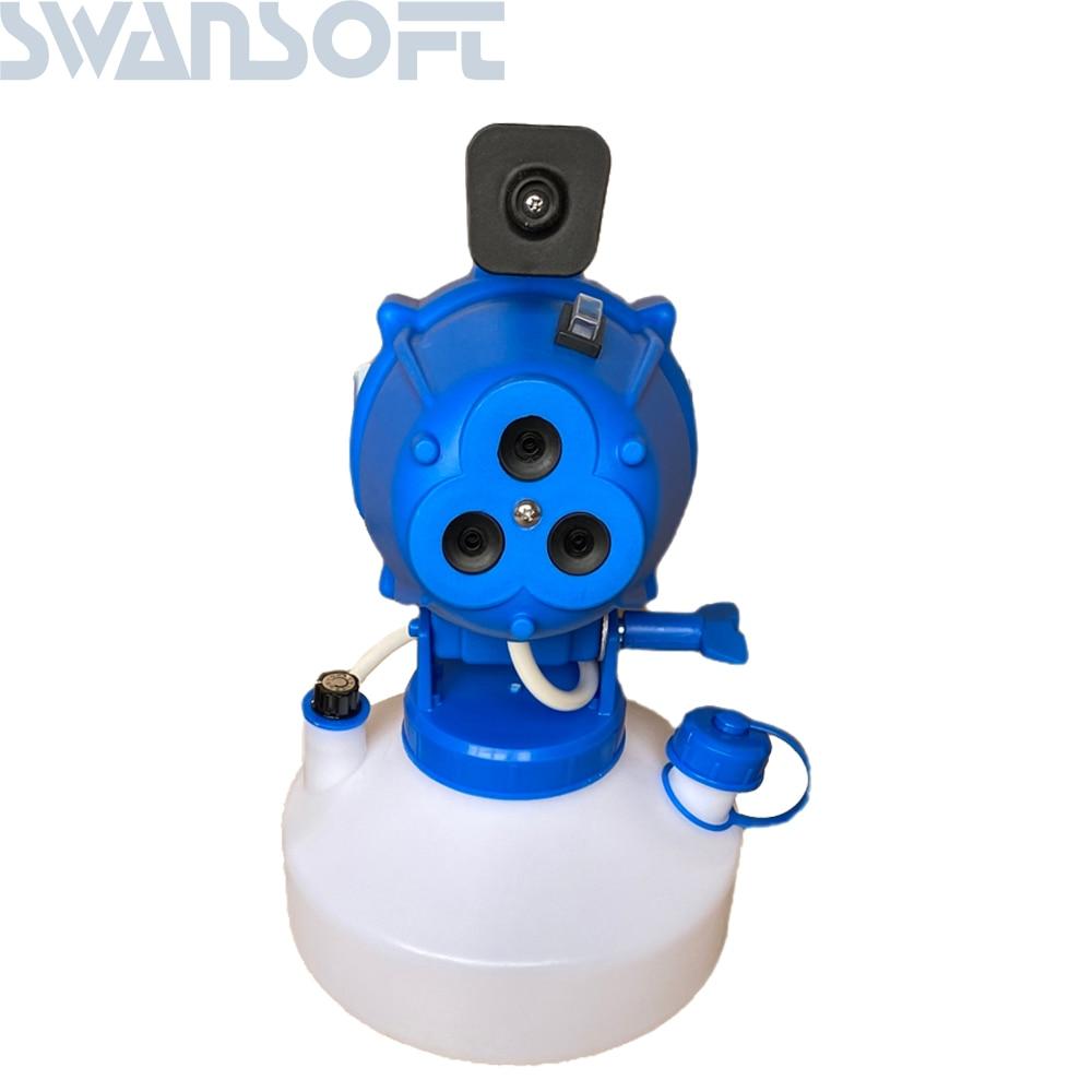 SWANSOFT Desinfektion fogger Batterie betrieben ULV Kalt Fogger Serie desinfektion sprayer