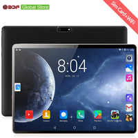 2019 Nuovo 10 pollici Tablet Pc Octa Core 64G Tablet Android 7.0 WiFi Bluetooth GPS 3G Chiamata di Telefono dual SIM 10.1 pollici tab