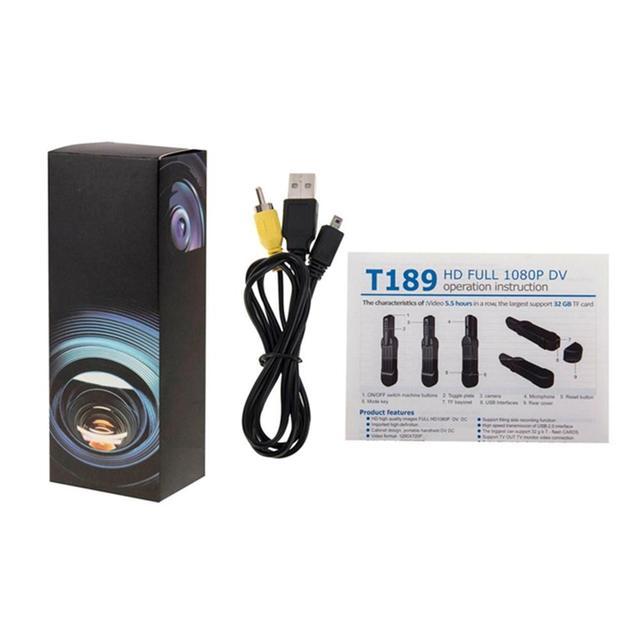 Hidden Spy Mini Pocket Pen Camera 1080P HD - Speedy Delivery USA 6