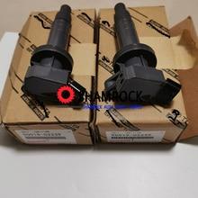 Оригинальные прямые катушки зажигания OEM 90919-02239/90919-02262/UF-247/C1249 для 1999-2008 Ttoyota Celica Corolla Matrix Celica MR2