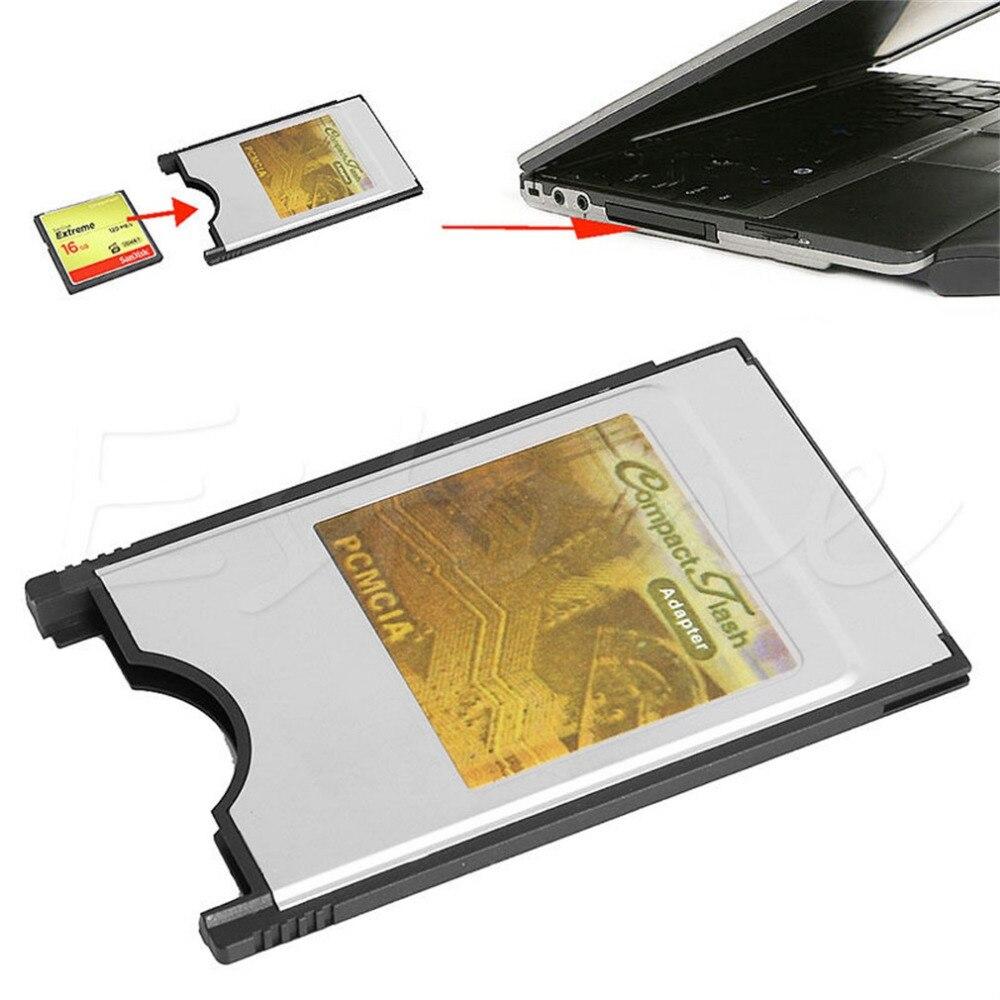 External COmpact CF Falsh Memory Card Adapter Reader CF Compact Flash CompactFlash Card To Laptop New Arrival