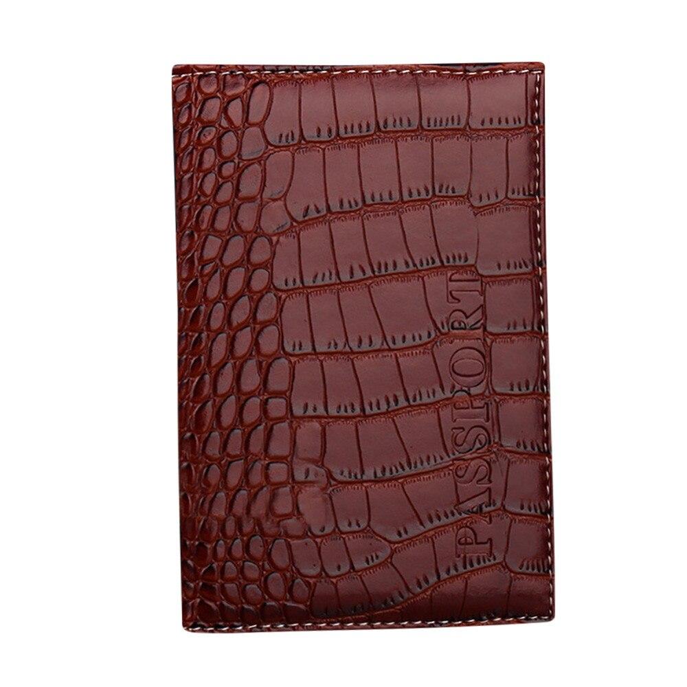 Travel Passport Dedicated Nice Case ID Card Cover Women Men Travel Credit Card Holder Document Passport Holders &&7